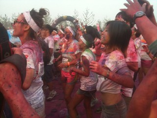 The Color Run - 彩色奔跑
