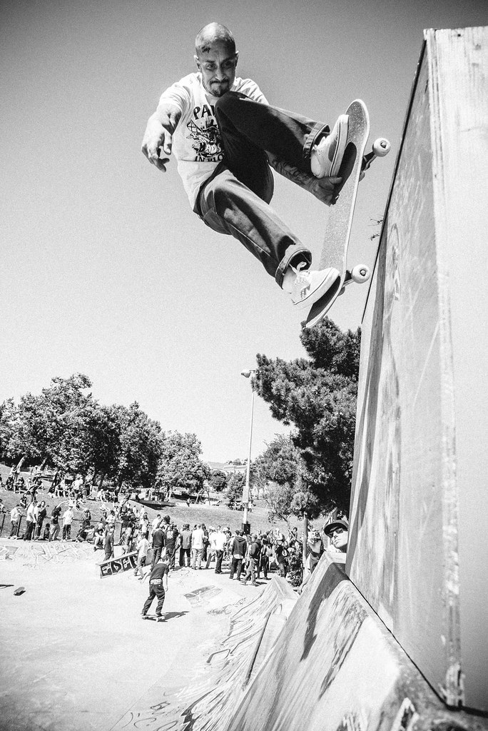 Andy Roy Rock 2 BS Fakie