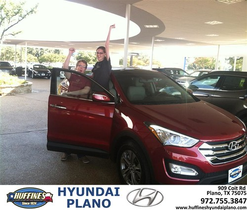 DeliveryMaxx Congratulates Tony Shortino and Huffines Hyundai Plano on excellent social media engagement! by DeliveryMaxx