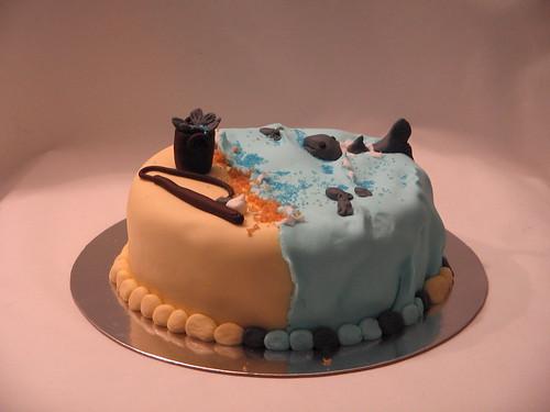 fishing birthday cake by zoyainc_1969