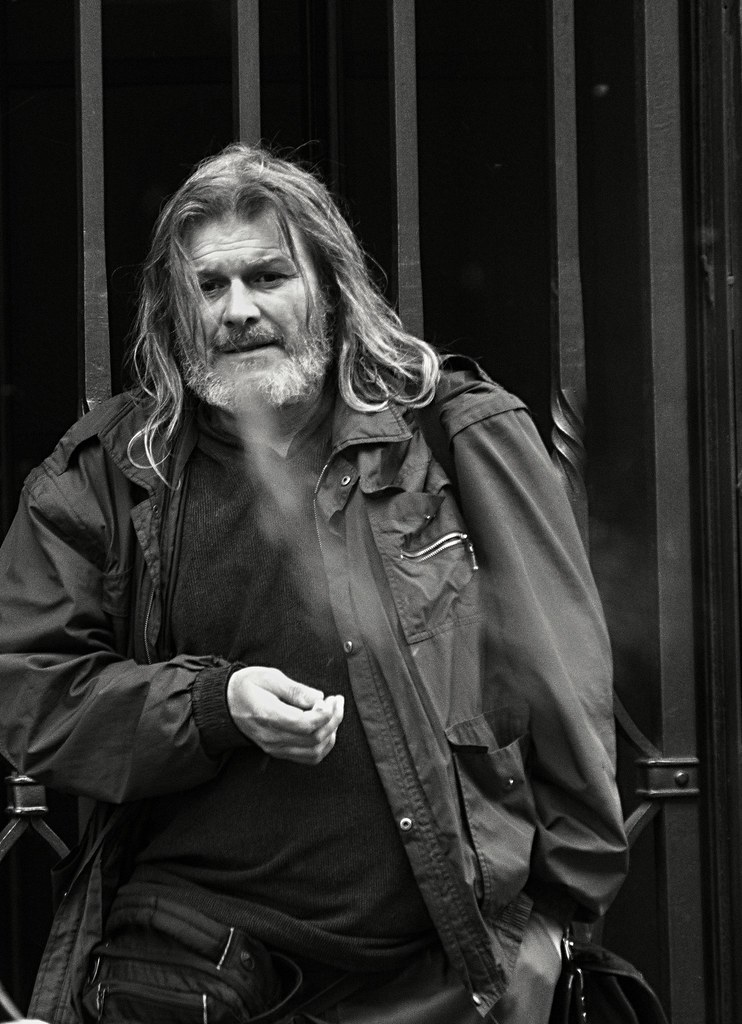 Smoking Rocker (I Guess)