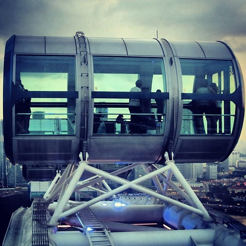 #singaporeflyer #singapore by @MySoDotCom