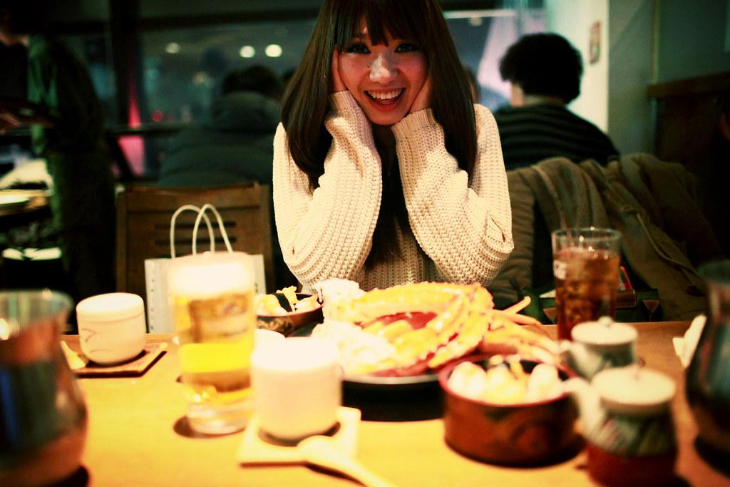 不小心散步到北海道6/10(下)#雪橇狗後的札幌雪季和晚餐的螃蟹吃到飽 @ 大熊的旅遊銀鹽週記 :: 痞客邦