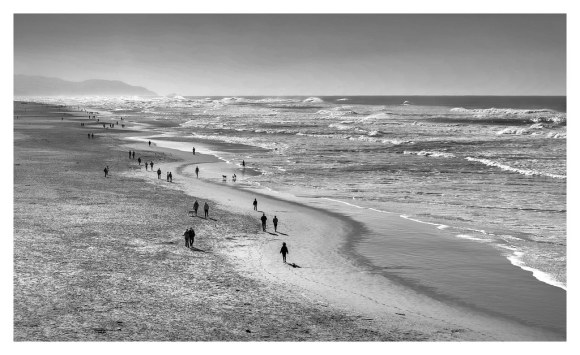 Ocean Beach - New Years Day - 2013