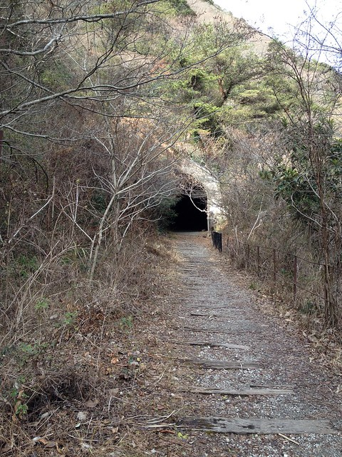 Entrance to the Second Tunnel