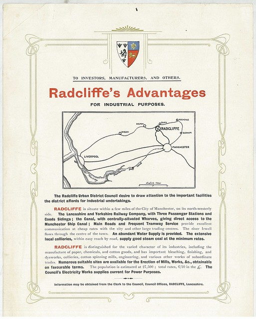 Radcliffe's Advantages