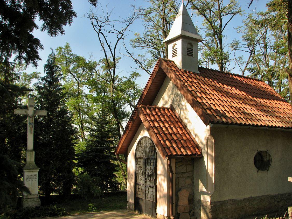Kaplnka Najsvätejšej Trojice