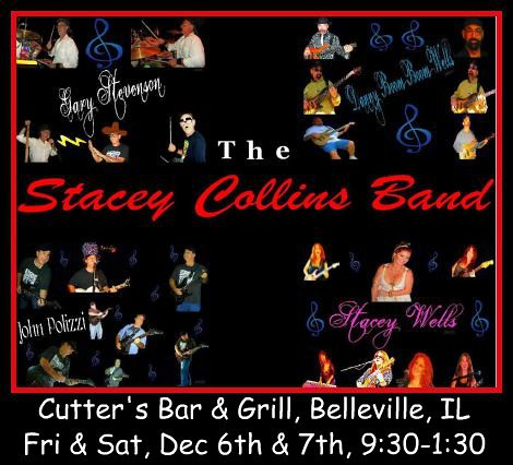 Stacey Collins Band 12-6, 12-7-13