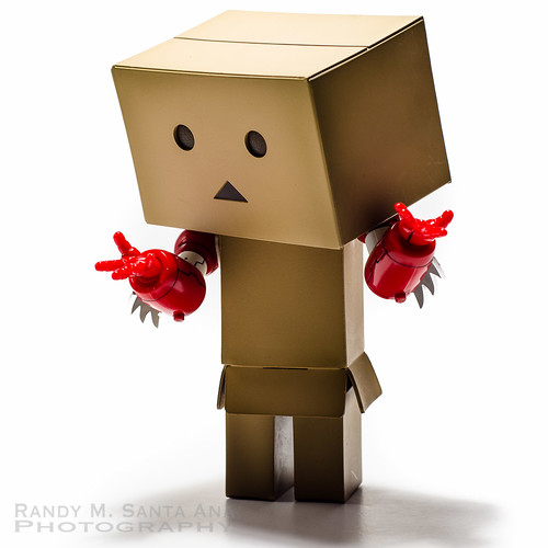 Danbo Getter Arms.