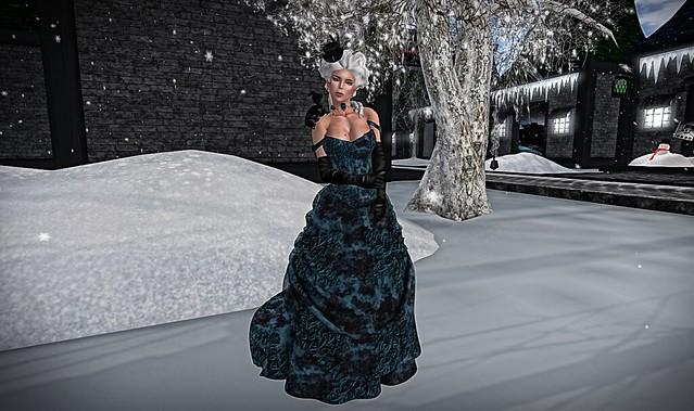 Gothmas by Gaslight - The Lady