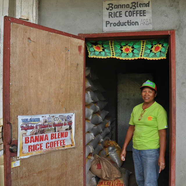 Banna Blend Rice Coffee