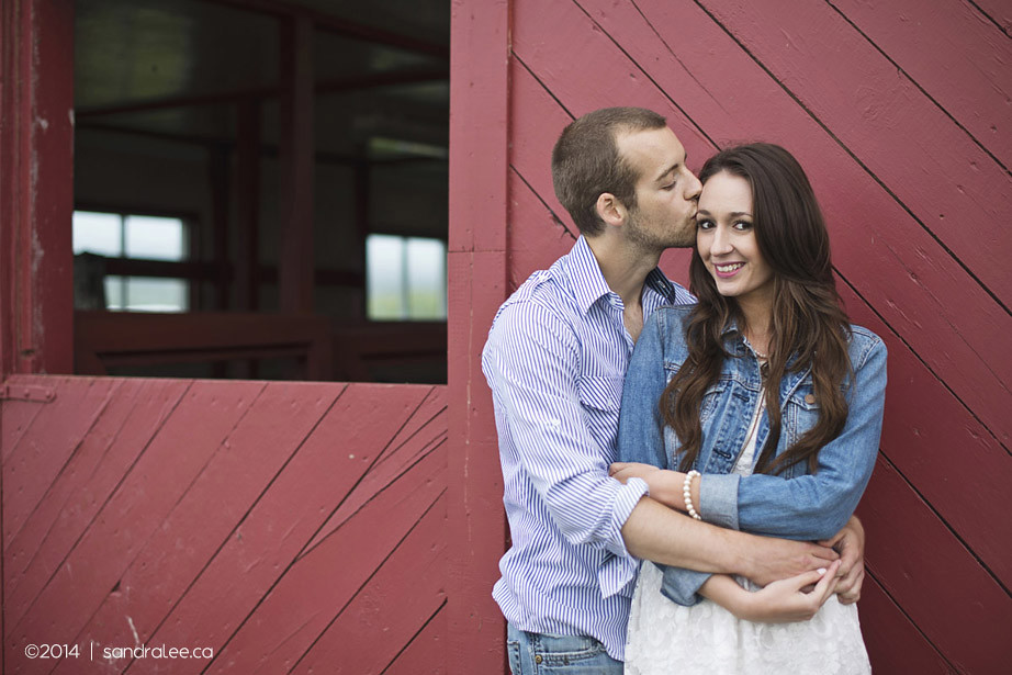 Mandy + Garrett | Engagement