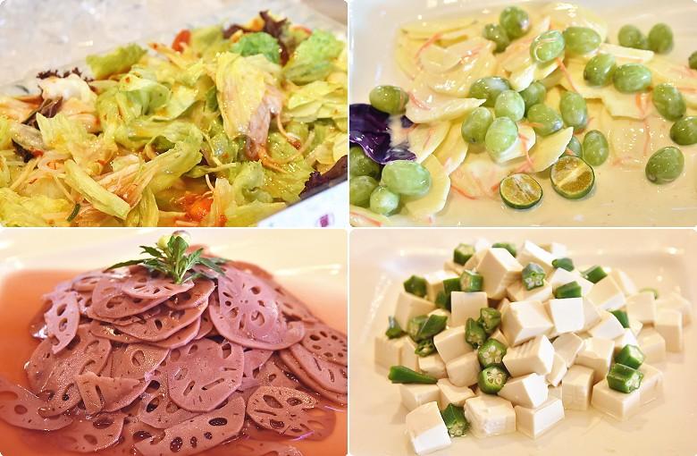 台中健康蔬食陶然左岸46