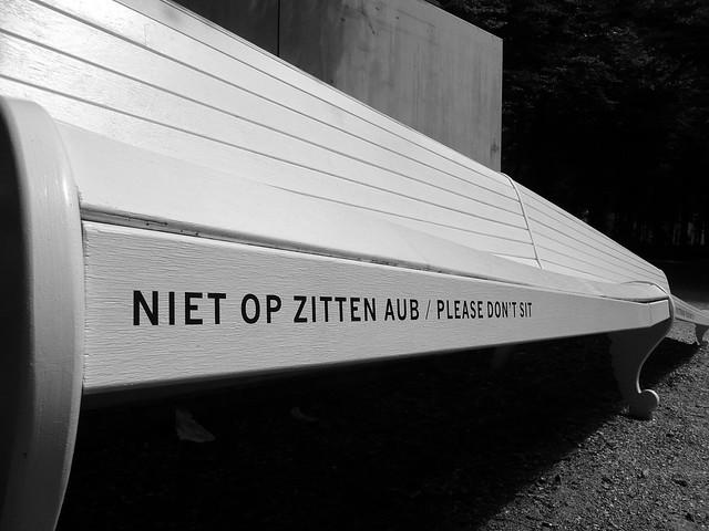 Lange Voorhout, The Hague.
