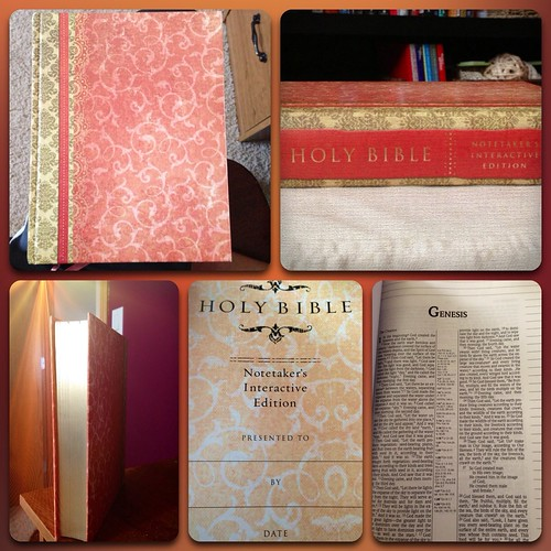 Notetaker's Bible