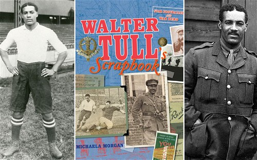 Michaela Morgan, Walter Tull's Scrapbook
