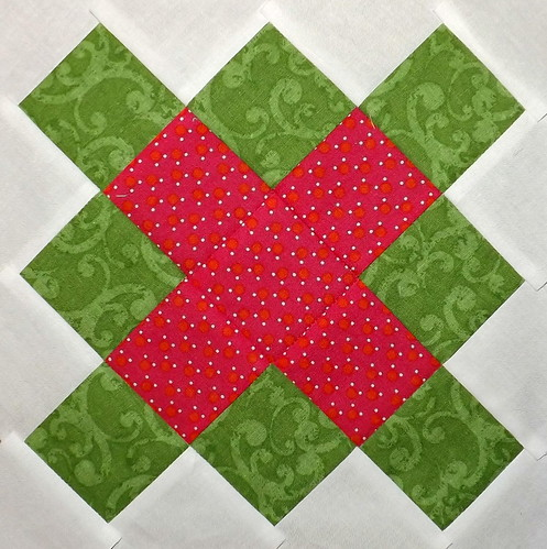 Granny Block Bee 37