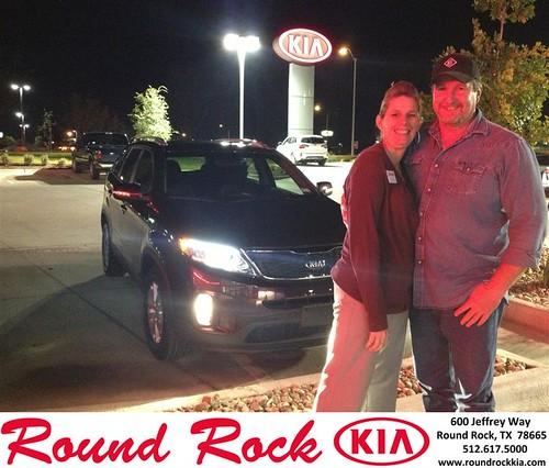 Happy Birthday to Cari Kleen from Derek Martinez and everyone at Round Rock Kia! #BDay by RoundRockKia