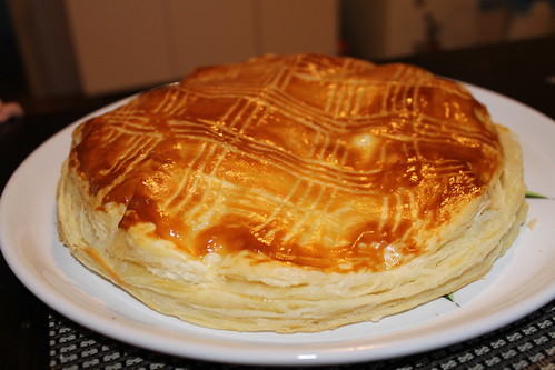 Galette des rois (Weekly Photo Challenge: Layers)