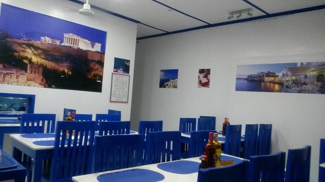 Greek Taverna Restaurant Paranaque