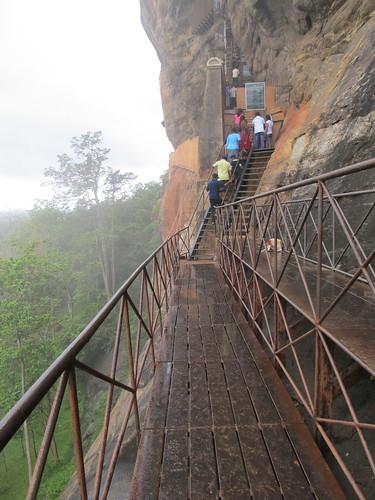 On route to Sigiriya