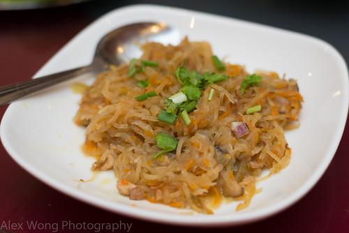 Sengkuang Goreng/Stif-fried Jicama