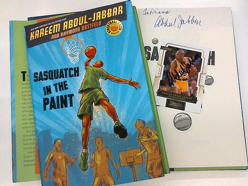 Book signing: Kareem Abdul-jabbar