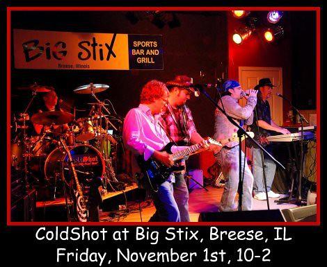 Cold Shot 11-1-13