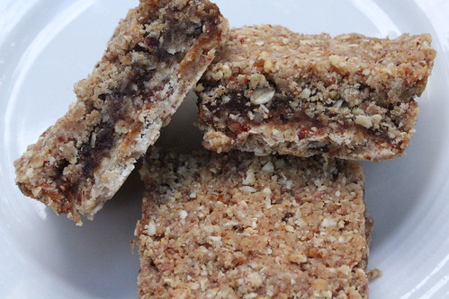 No-Bake Protein Date Bars4