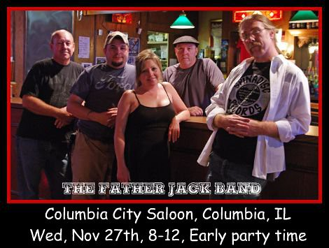 The Father Jack Band 11-27-13