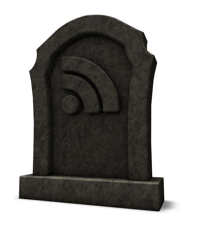 Blogging is Dead