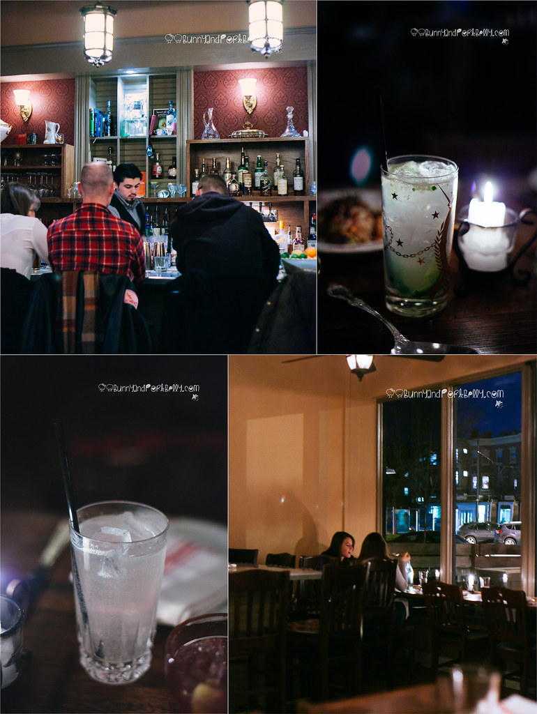 Fairsted Kitchen Supper Libations Late Night Brookline MA Boston  BunnyandPorkBelly