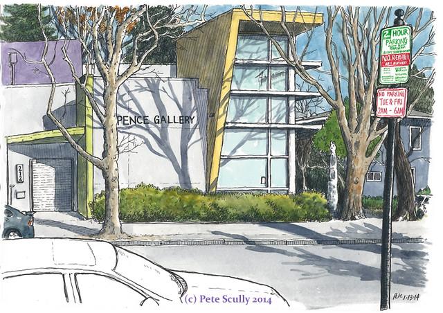 D St Davis: Pence Gallery