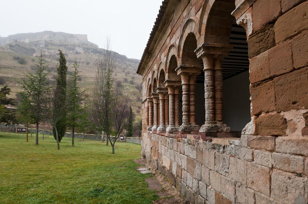 Monasterio en Atienza (I)