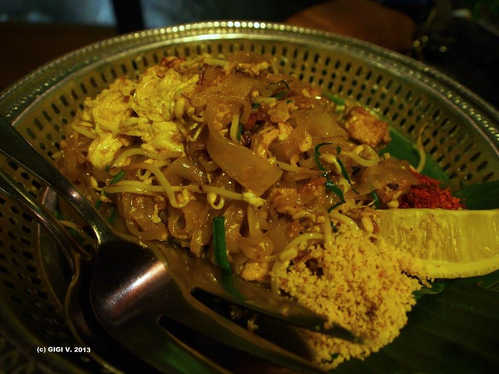 Pad Thai From Basil