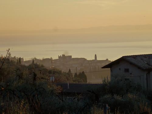 The castle of Torri