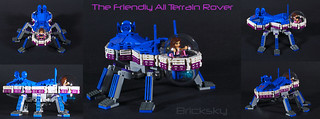 Febrovery 2014-5:  Friendly All Terrain Rover