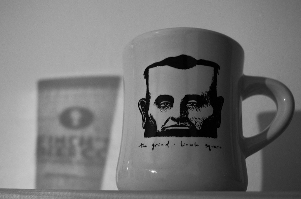 Lincoln Square Mug/Finch's beer co.