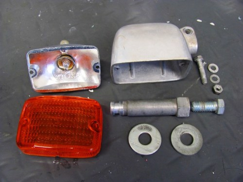 Turn Signal Assembly