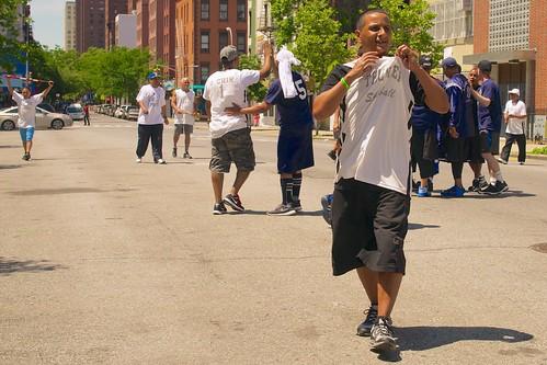 NYC Stickball, Jun 2014 - 04