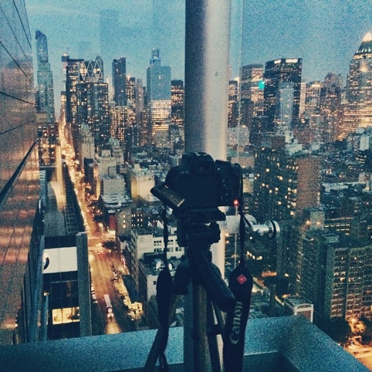 NEW YORK is my office   #newyork #nyc #filmmaker #filmmaking #city #view #instagood