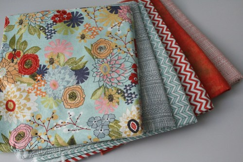 In And Out Quilt Fabric