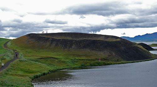 Skútustaðir - Lago Mývatn - CC Roser Martínez