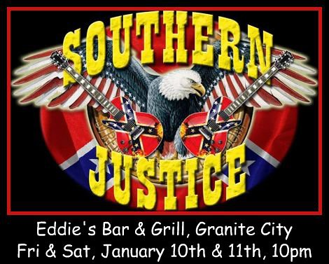 Southern Justice 1-10, 1-11-14