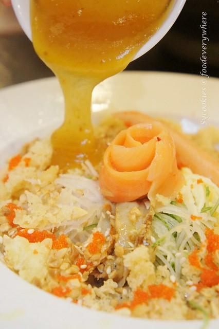 3.sushi lousang