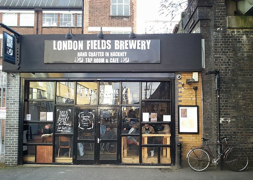 London Fields Brewery | Travel | East London Street Food Tour