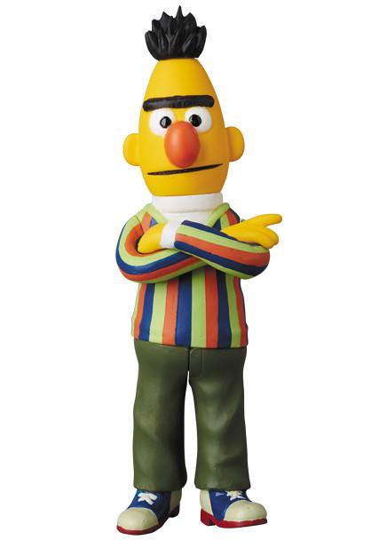 Bert Sesame Street Iphone X Wallpaper Udf 《芝麻街》多款經典人物一次推出!sesame Street 玩具人toy People News