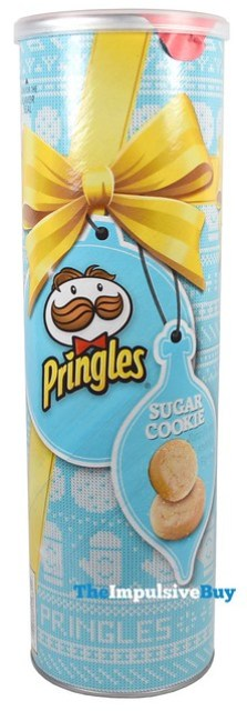 Pringles Sugar Cookie Potato Crisps