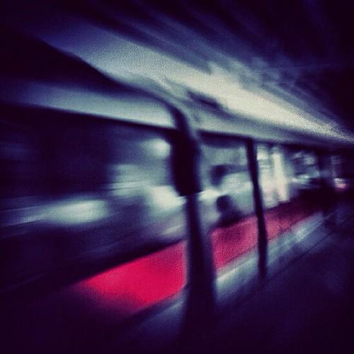 MRT #singapore by @MySoDotCom