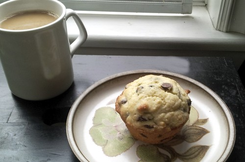 Chocolate Chip Muffins 8
